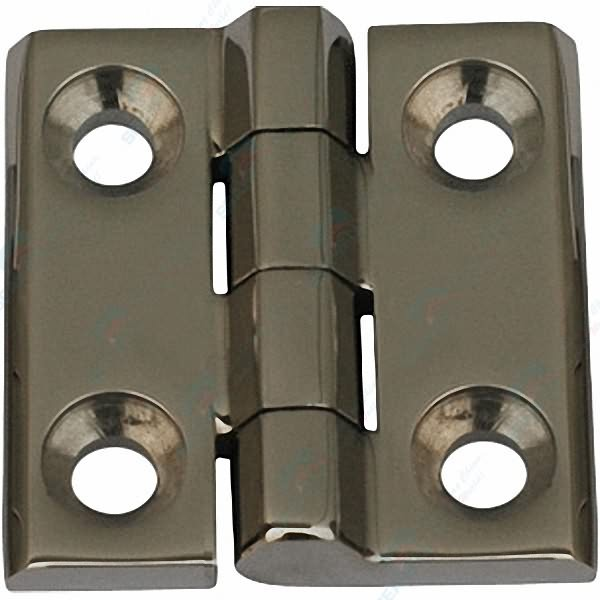 316 Stainless Steel Casting Hinge 40*40*8mm